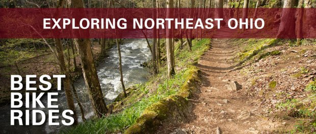 BEST BIKE & HIKE TRAILS in Northeast Ohio