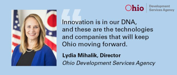 L. Mihalik, director of the Ohio Development Services Agency