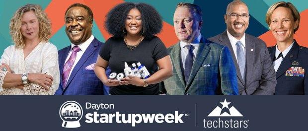 VIRTUAL Techstars Startup Week Dayton 2020