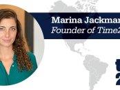 Marina Jackman Founder of Time2Talk app