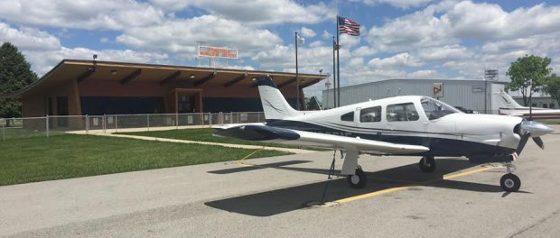 'Flying car' training simulator coming to Springfield airport