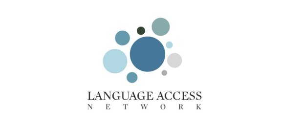 Language Access Network Logo