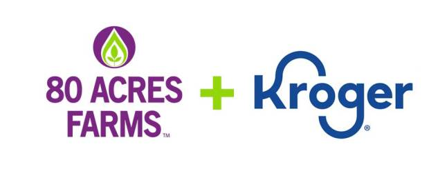 80AcresFarms and Kroger partnership