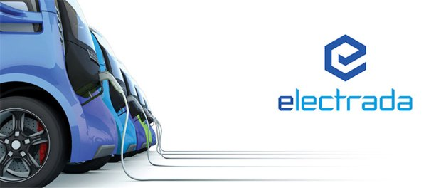 Electrada logo - Electric vehicles are the future of transportation