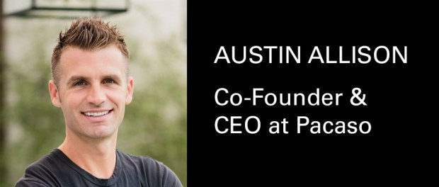 headshot of Austin Allison - Co-Founder & CEO at Pacaso