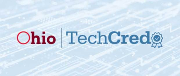 Ohio | TechCred Logo