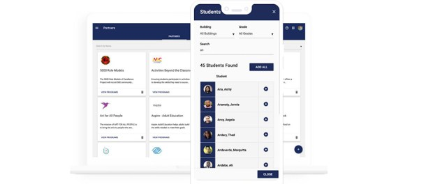 Abre is using technology to connect students, staff and families to mental health services as part of a pair of new statewide pilot initiatives.