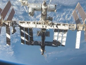 P&G is testing laundry on the International Space Station.