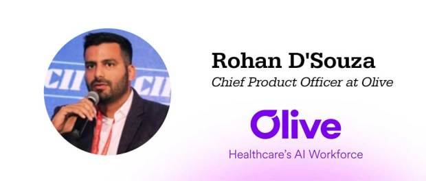 Rohan-D'Souza-Chief-Product-Officer-at-Olive