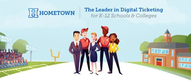 Hometown-logo-ticketing-system-for-K-12-and-colleges