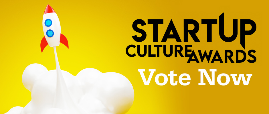 startup culture awards vote now
