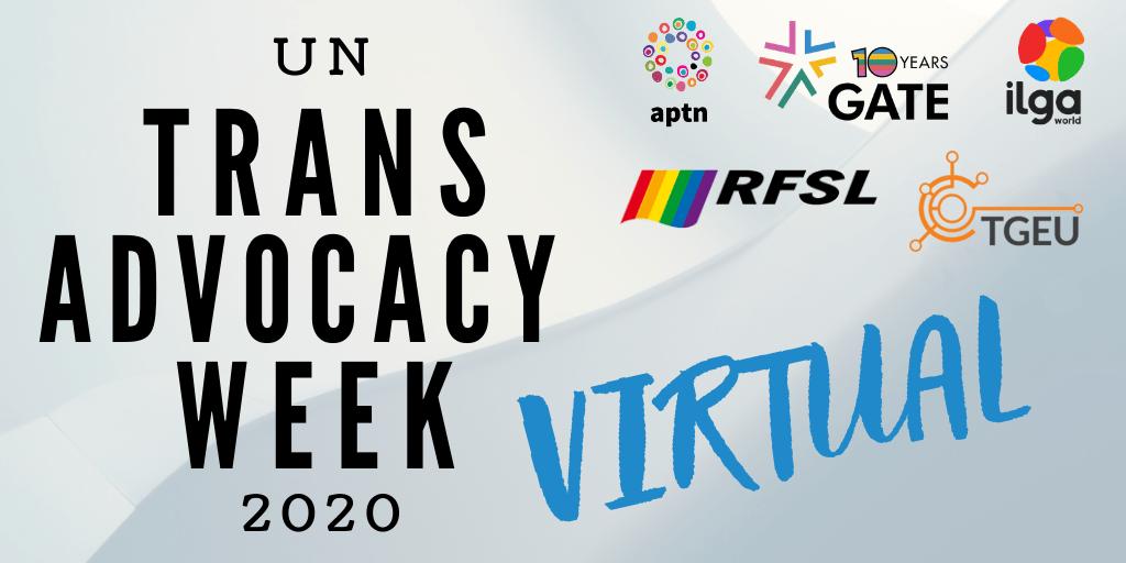 Trans Advocacy Week
