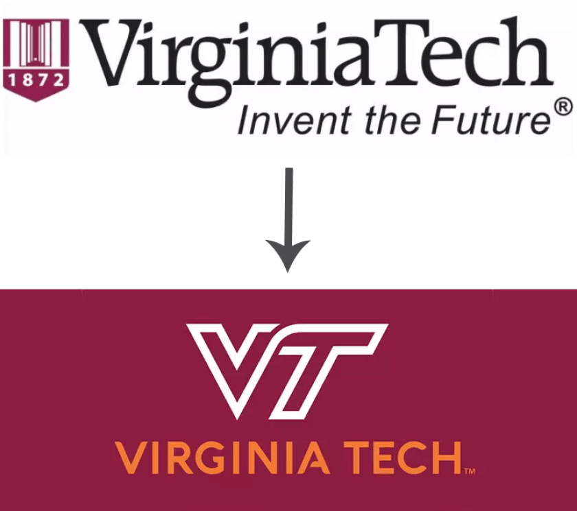 rebranding virginia tech