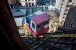 Valparaíso's funicular elevators attest to a time of greatness in this cities history. The city once had 30 of them, today only around five are in operation. These elevators, some which function more like a cable car, help local residents summit the top of the cities many steep hills.