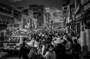 Cajamarca's Central Market