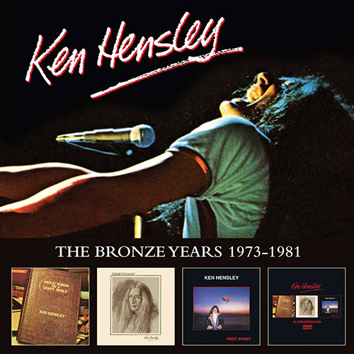 Ken Hensley The Bronze Years And Other Mysteries We Are Cult