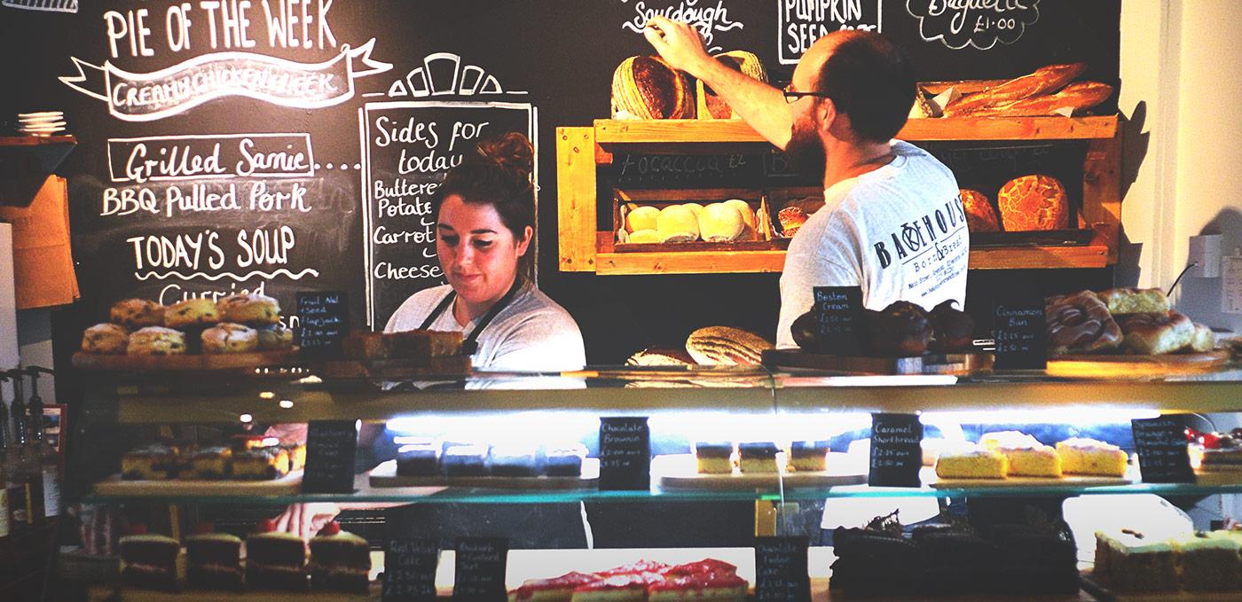 bakery photography
