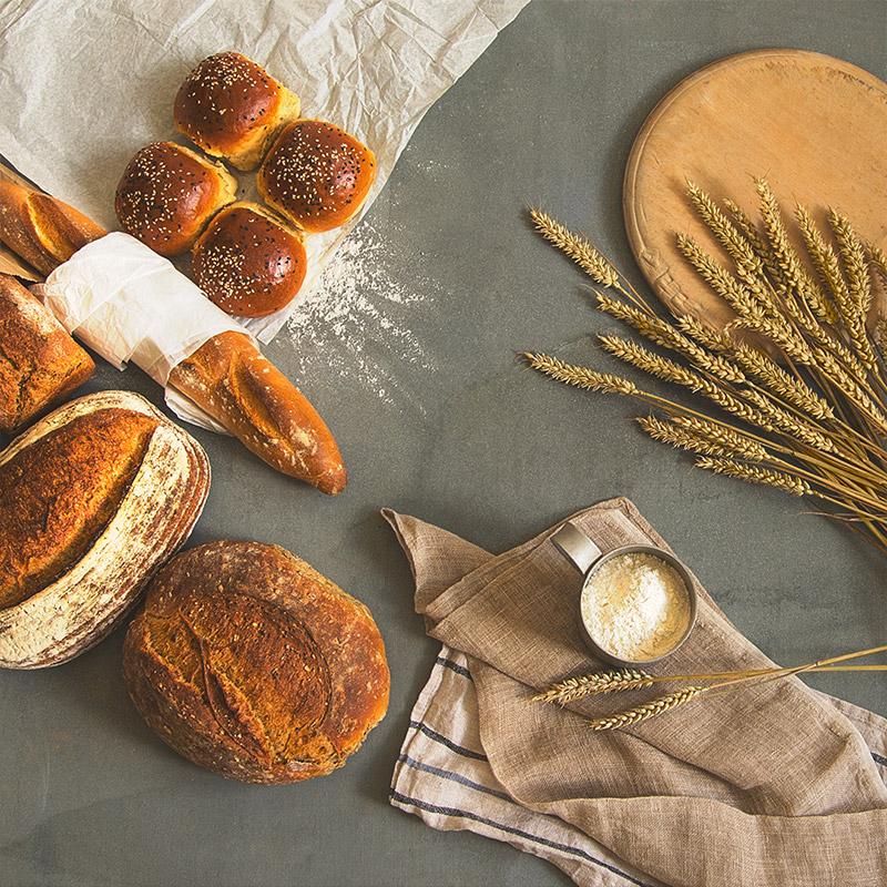Carr's flour photography