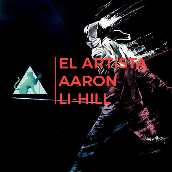 AARON LI-HILL. ESGRIMA HECHA ARTE