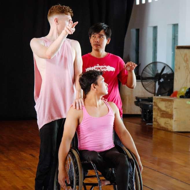 James Cousins Inclusive-Dance WAE / Epic Arts