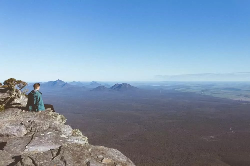 Callum Hey, stirling ranges, western australia, wa mountain view, bluff knoll