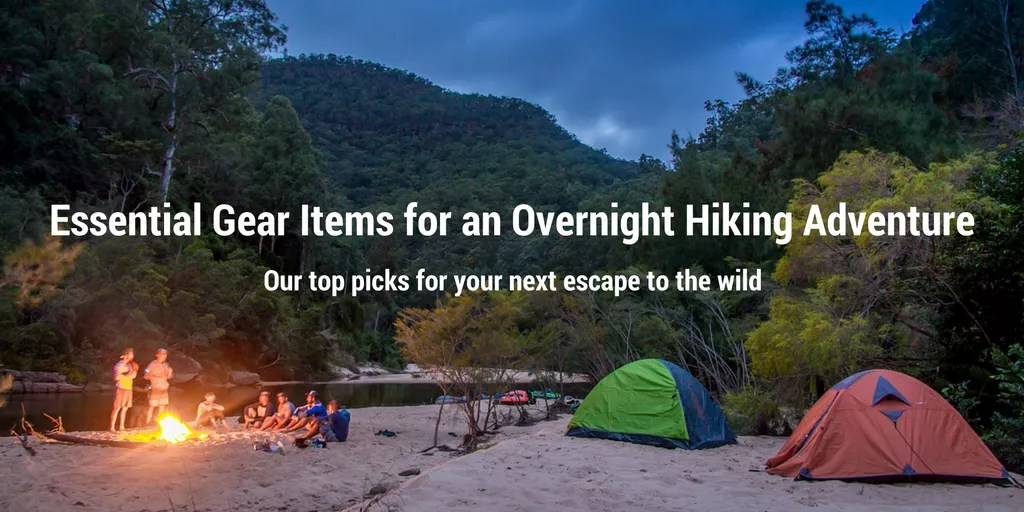essential-gear-items-for-an-overnight-hiking-adventure