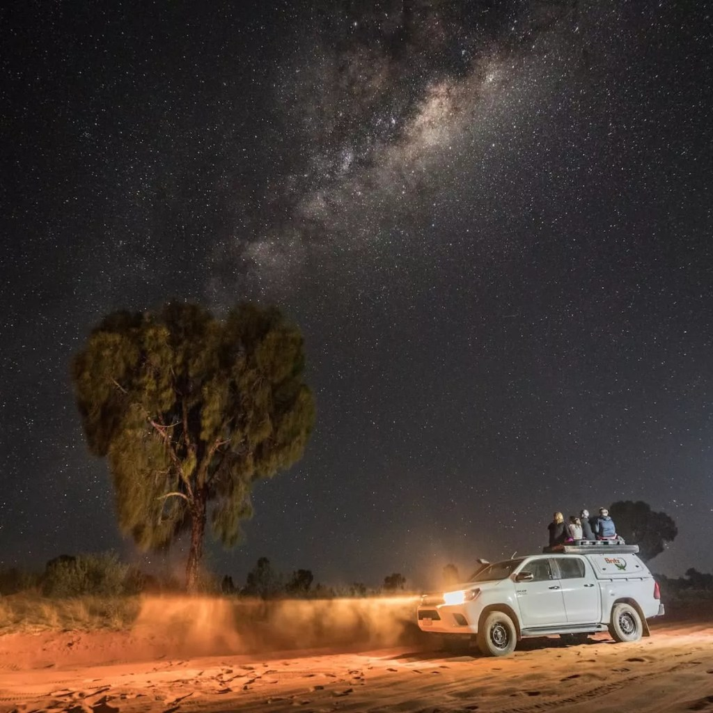 outback way rob mulally milky way