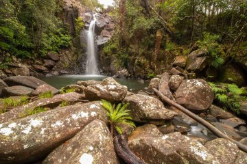 Tom Shane Ethel Creek Falls Queensland QLD