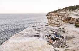 Terence chin, providential point, royal national park, wattamolla, terencechinphotography, picnic, excursion co