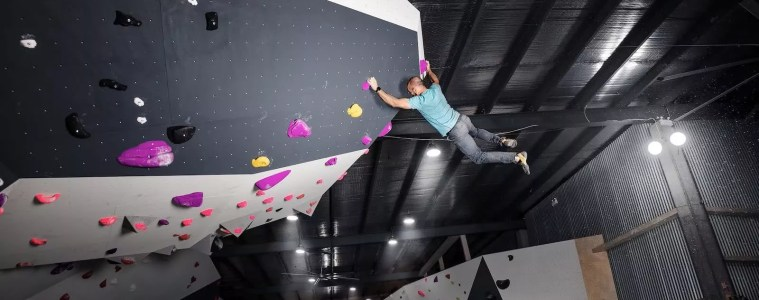We Checked Out Sydney's Newest Bouldering Gym, Jake Anderson, Rod, Bouldering, 9 Degrees, Lane cove