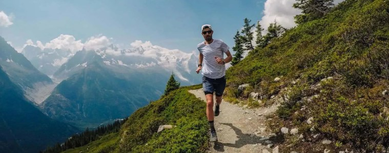 From Chronic Illness to Ultramarathons // An Interview With Dan Whitehead, photo by Dan Whitehead, the alps, trail running month