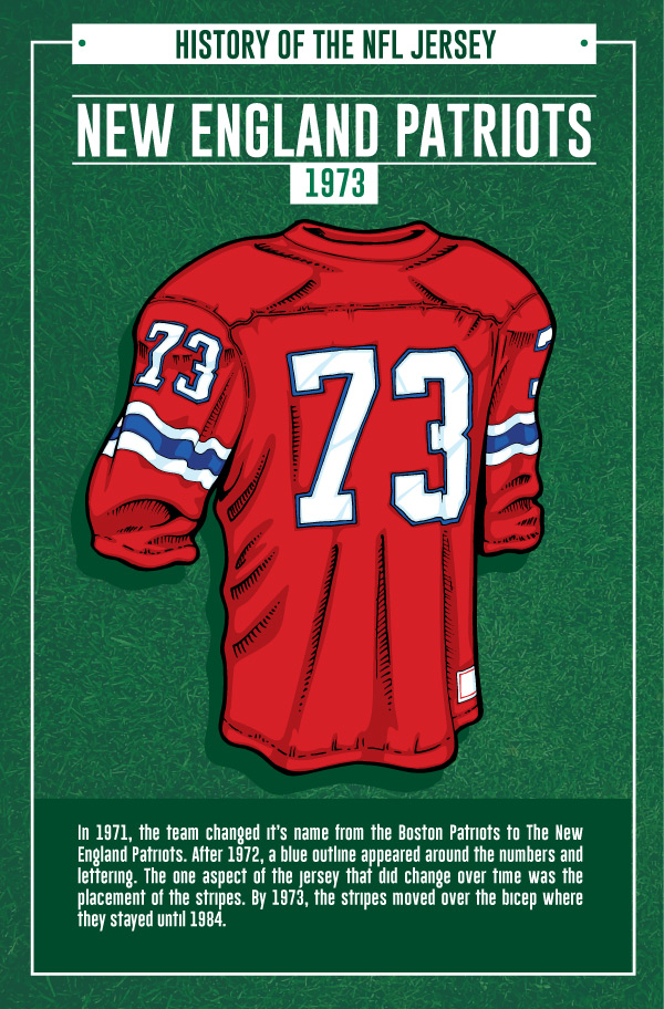 red pats jersey