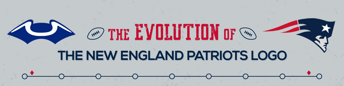 The Evolution Of The New England Patriots Logo