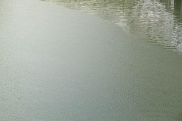The water at Portishead Marina