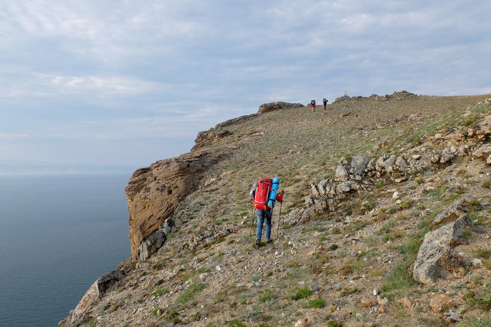 Hiking Circum Baikal Railway Olkhon Island We Are From