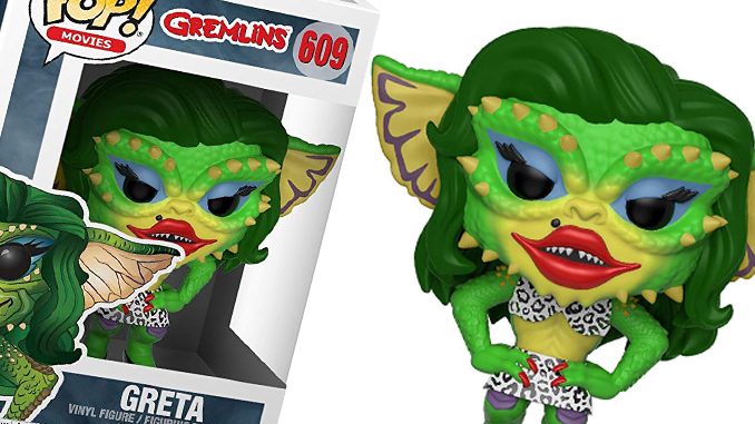 Funk Pop Greta from Gremlins