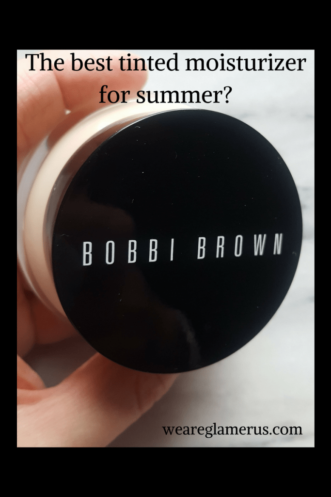 Is the Bobbi Brown SPF 25 Tinted Moisturizing Balm the best tinted moisturizer for summer?