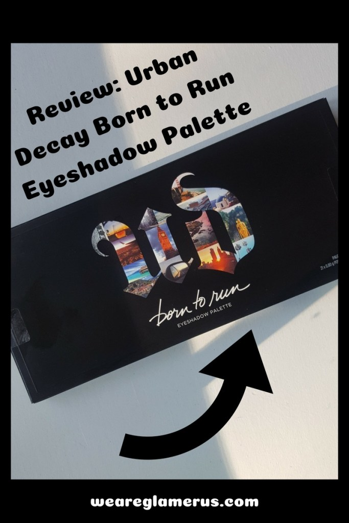 Check out my review of the Urban Decay Born to Run Eyeshadow Palette