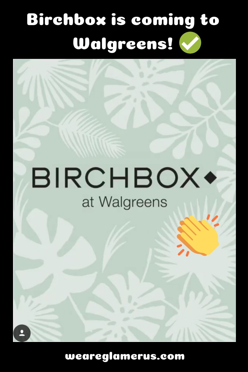 Birchbox boutiques are coming to 11 Walgreens locations in 6 U.S. cities starting this Dec. 2018!