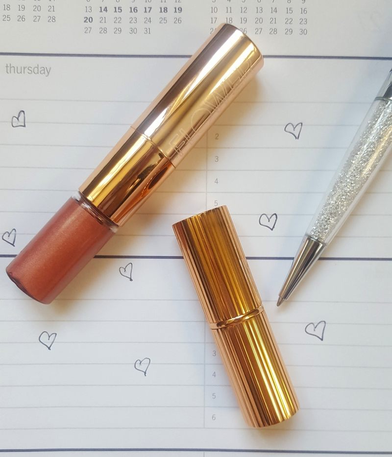 Honey Nude Lip Duo from Flower Beauty & Pillow Talk from Charlotte Tilbury