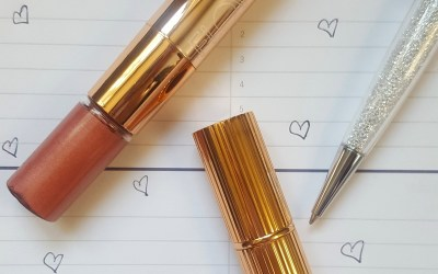 A drugstore dupe for Charlotte Tilbury's Pillow Talk Lipstick?