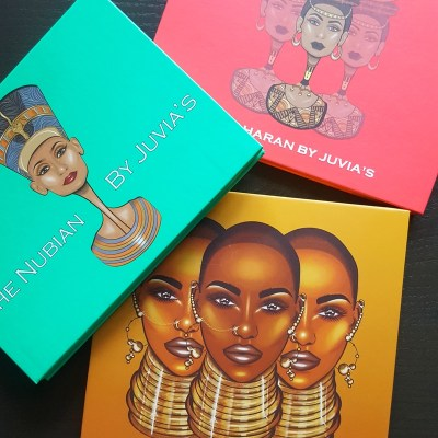 Review: Juvia's Place Eyeshadow Palettes