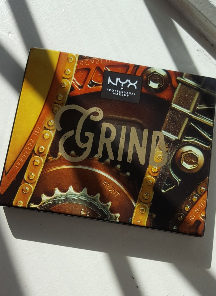 Grind Machinist Palette from NYX