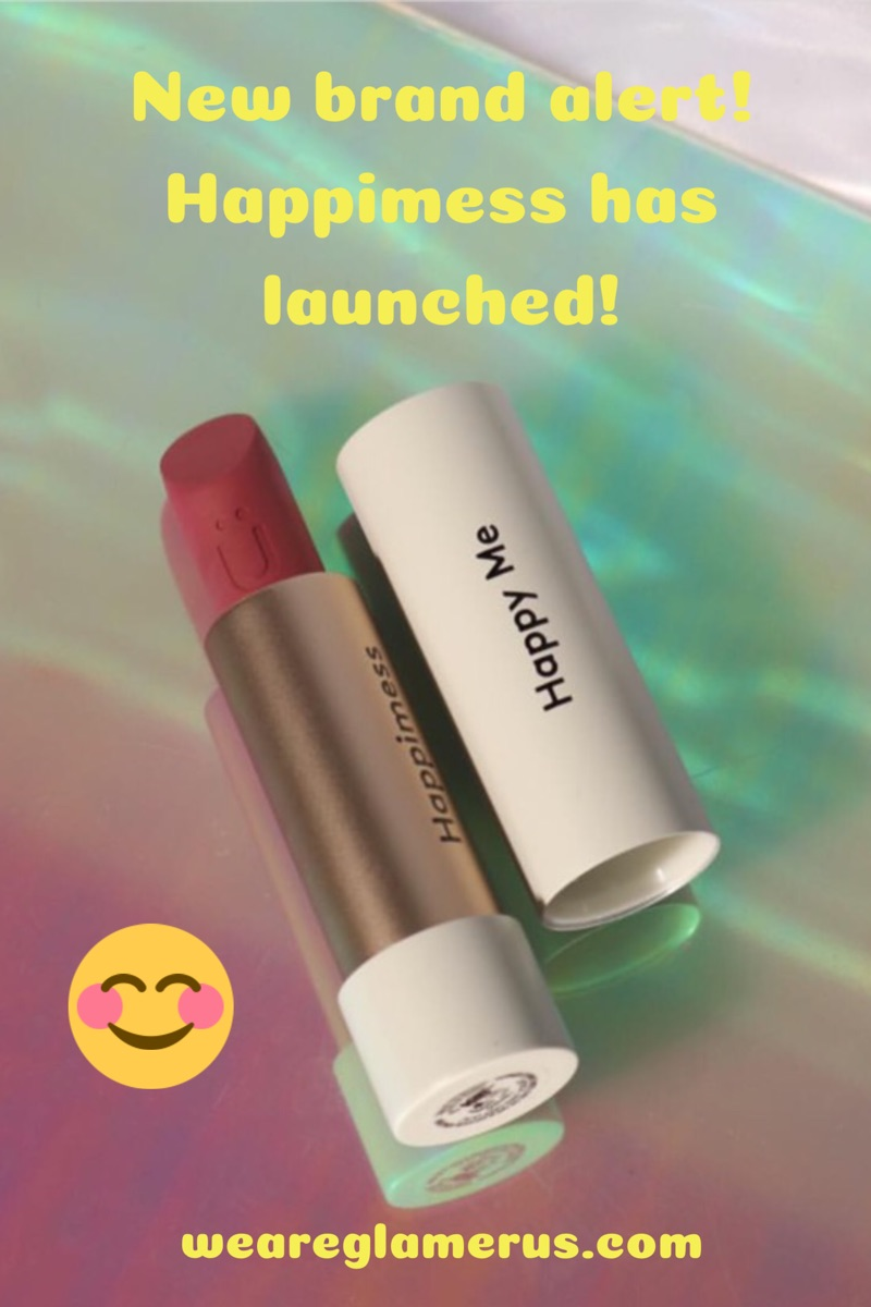 Check out my brand overview for the new, affordable e-commerce makeup brand Happimess!