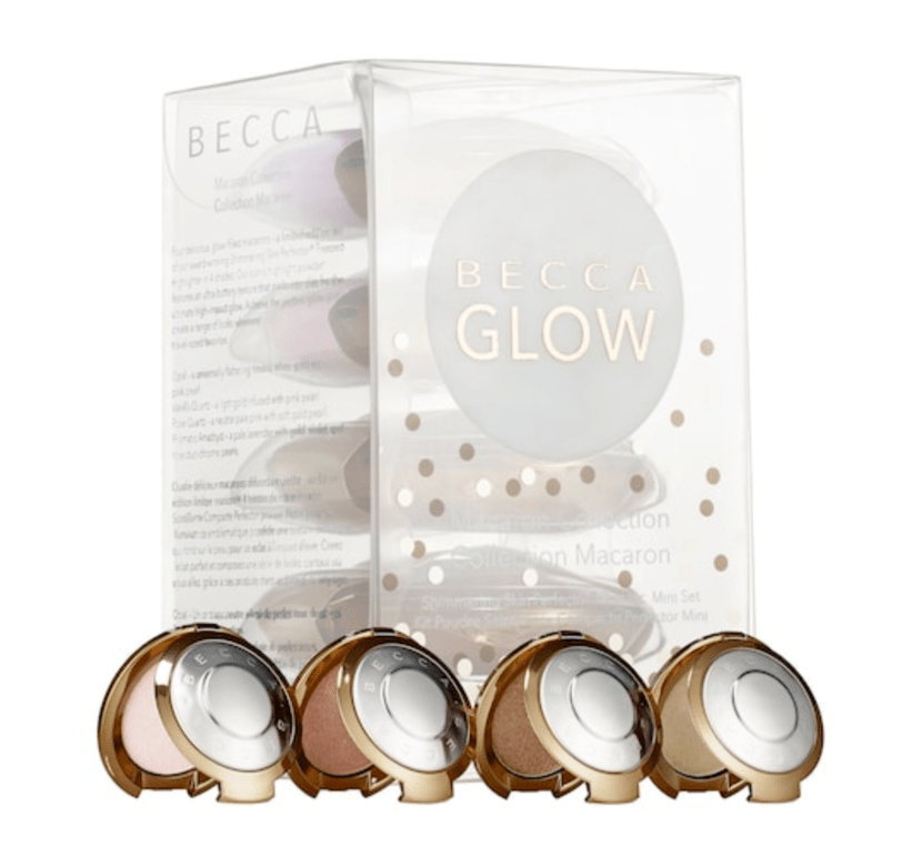 Becca Shimmering Skin Perfector Mini Macaron Set