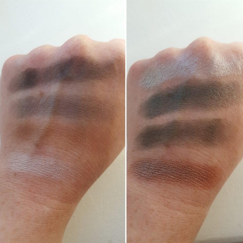 Col-Lab Eyeshawdow Palette in After Hours (swatches)
