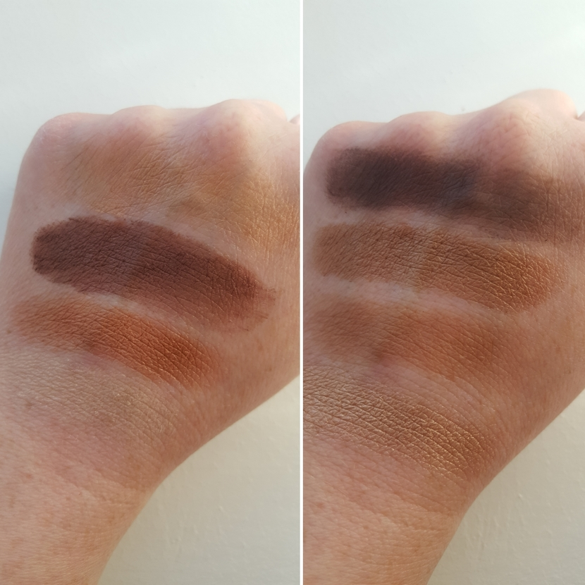 Col-Lab Eyeshadow Palette in Get Ready With Me (swatches)