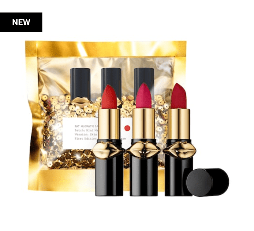 Pat McGrath Labs Mini Mattetrance Trio in Colour Blitz