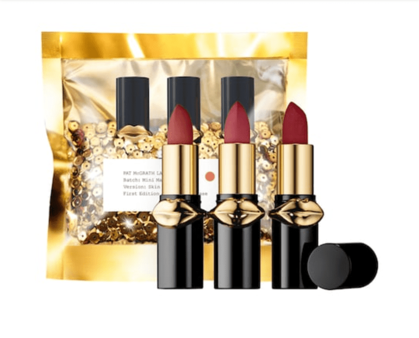 Pat McGrath Labs Mini Mattetrance Trio in Skin Show