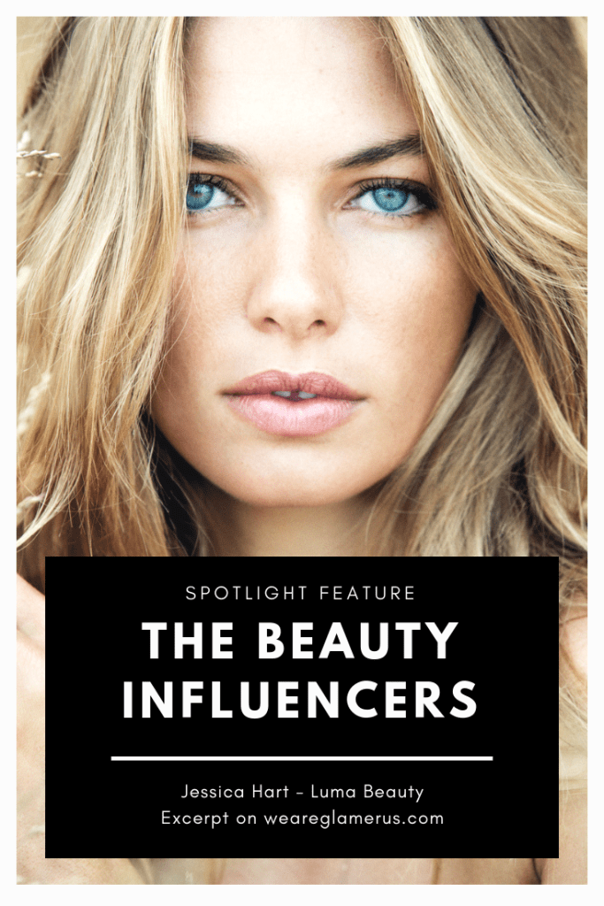 Check out my first feature on The Beauty Influencers featuring Australian supermodel-turned-entrepreneur Jessica Hart!